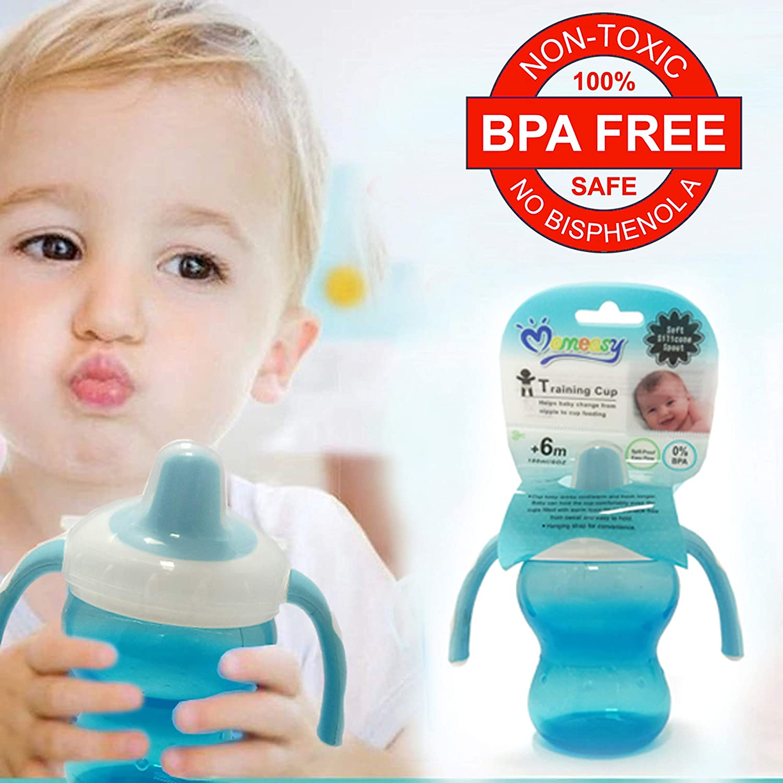 Buy Easy Polypropylene BPA-free Leak Proof Momeasy Milk