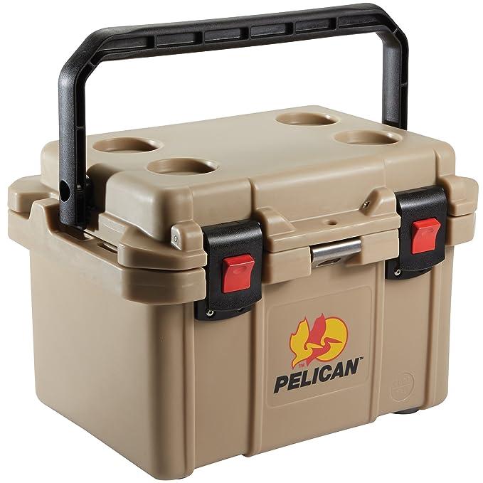 Pelican 32 - 20Q-OC-TAN 20-quart Elite refrigerador (marrón ...
