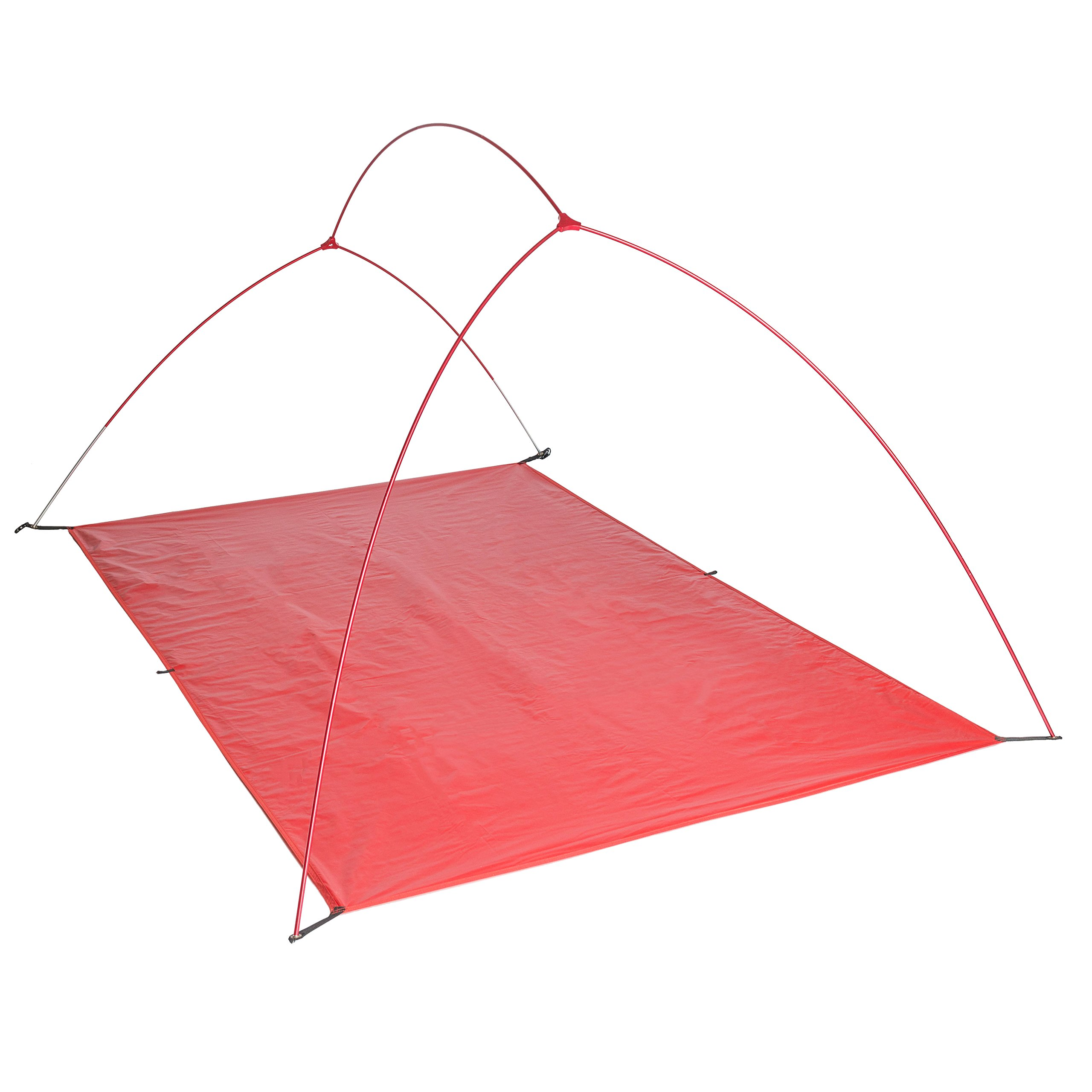Bryce 2P Two Person Ultralight Tent and Footprint - Perfect for Backpacking, Kayaking, Camping and Bikepacking by Paria Outdoor Products (Image #7)
