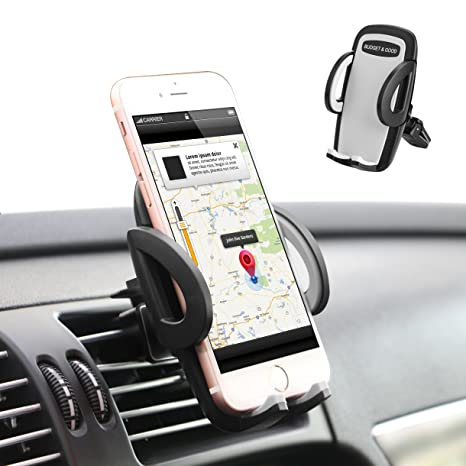 Review Phone Holder, Car Mount