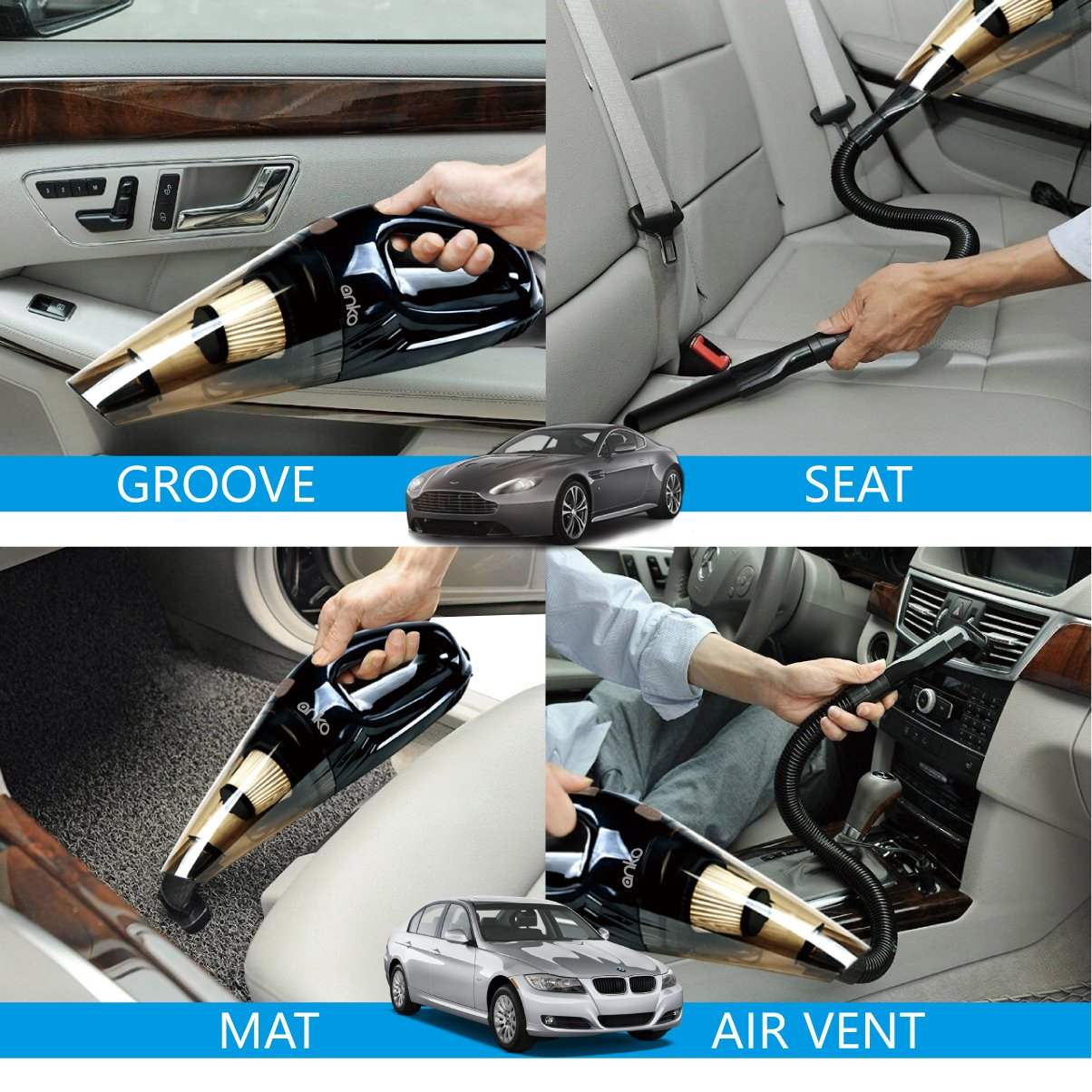 The 9 Best Car Vacuum Cleaners To Buy In 2020 16