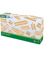 BRIO Track Pack, 50-Piece