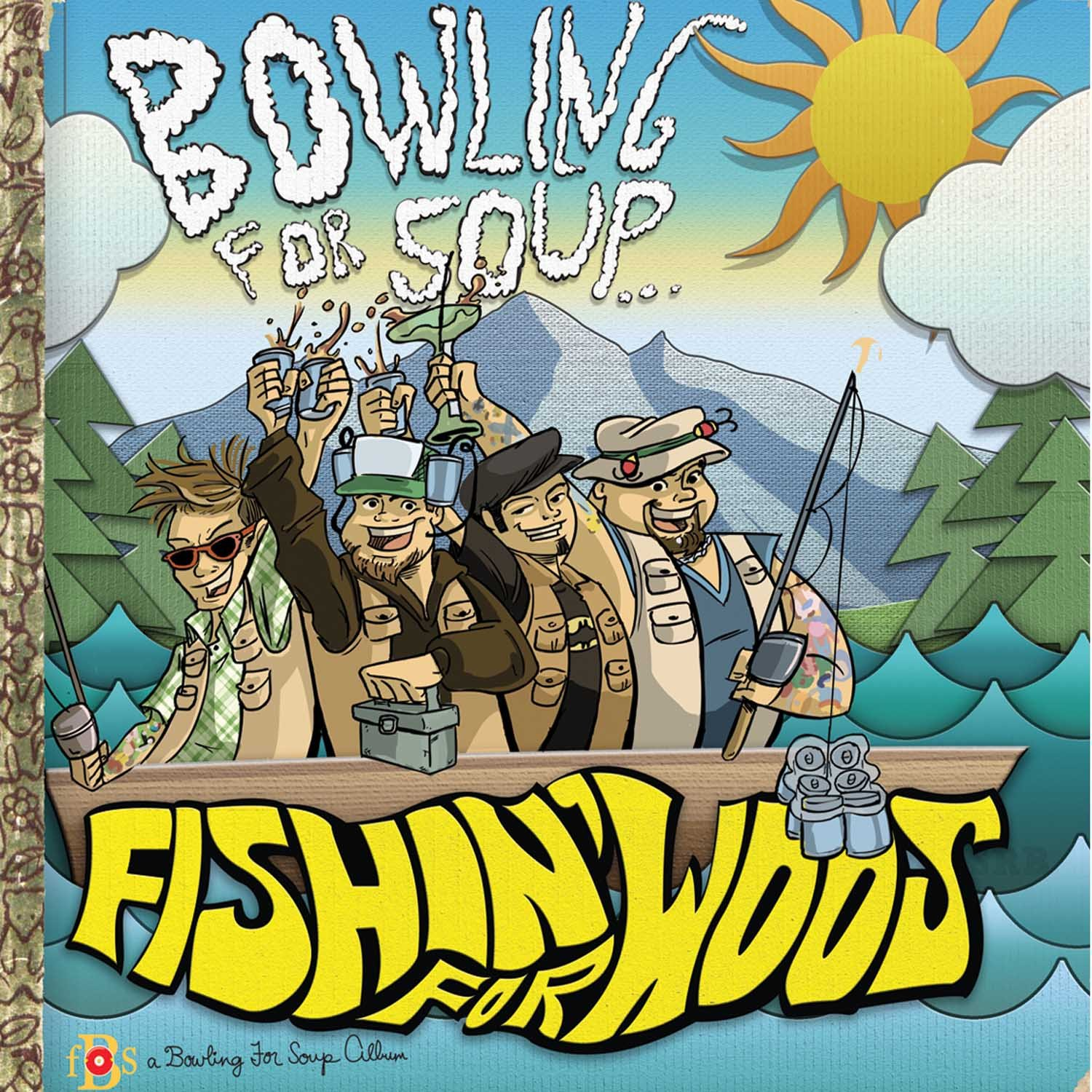 Bowling For Soup - Fishin\' For Woos - Amazon.com Music