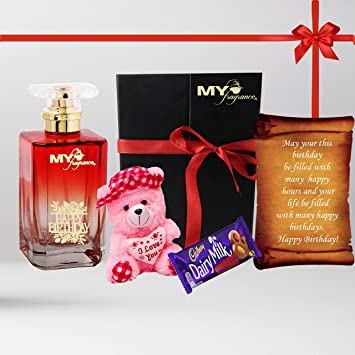 My Fragrance Combo Perfume On Birthday Gifts