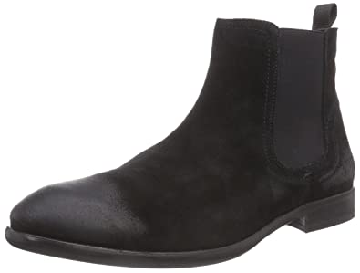 ebe33ded58003d Hudson London ENTWHISTLE Herren Chelsea Boots  Amazon.de  Schuhe ...