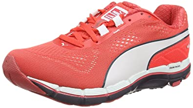 Puma Faas 600 v3 Wn's, Chaussures de Course Femmes - Rouge - Rot (Cayenne