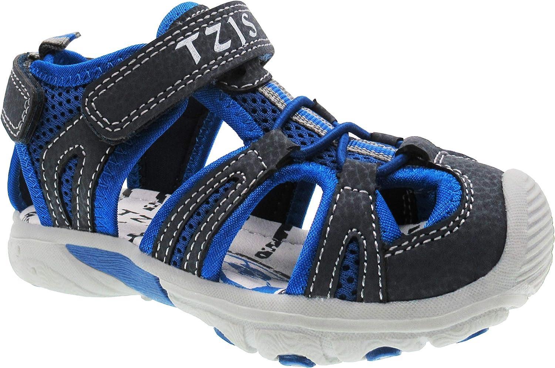 Amazon.com | TZJS Toddler Sandals Boys Girls, Closed-Toe Outdoor Summer  Beach Sport Sandals(Toddler/Little Kid/Big Kid | Sandals