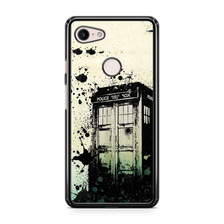 DOCTOR WHO TARDIS 3 iphone case