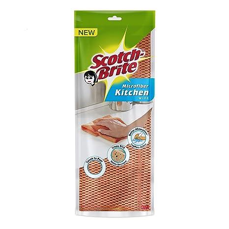 Scotch-Brite Microfiber Kitchen Wipe