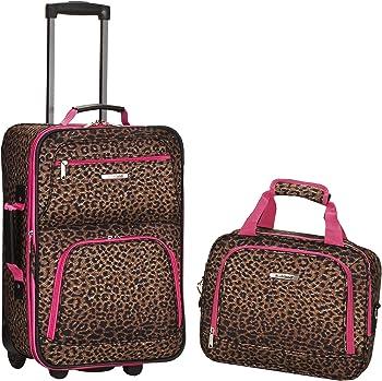 Rockland Softside Luggage Set