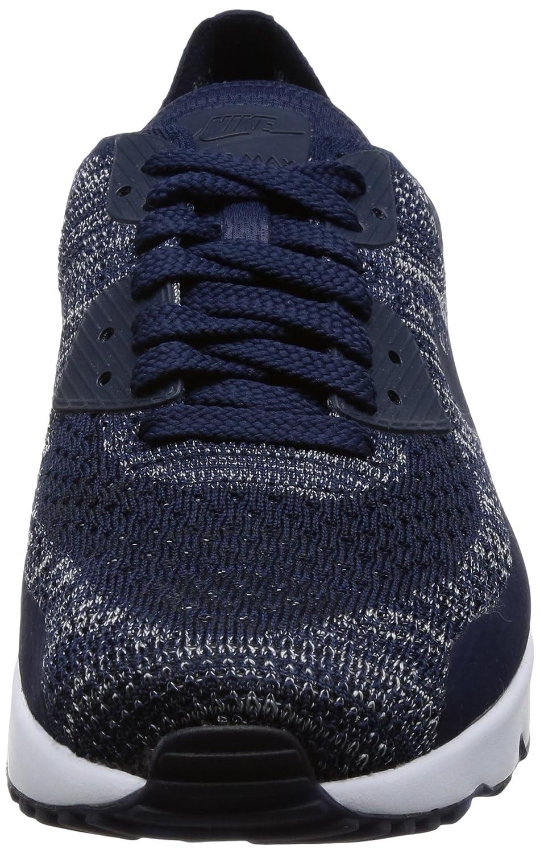 ZQ@QXPelle scarpe casual scarpe da uomo e calda marea di uomini coreani il cashmere,Deep Blue,40