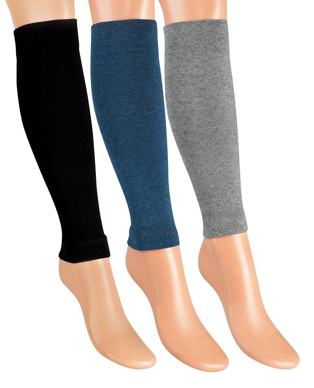 Vitasox Jambières de contention en coton, unisexe chaussettes de voyage 2, 4 ou 6 paires 444602