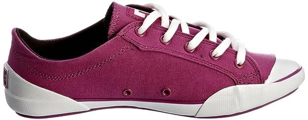 DC Shoes Chelsea Zero Low Womens Shoe D0302649 - Zapatillas de tela para mujer, Morado, 43