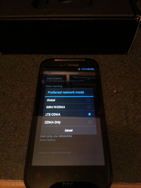 Amazon com: Verizon HTC Rezound 4G Android Smarphone - 8MP Camera
