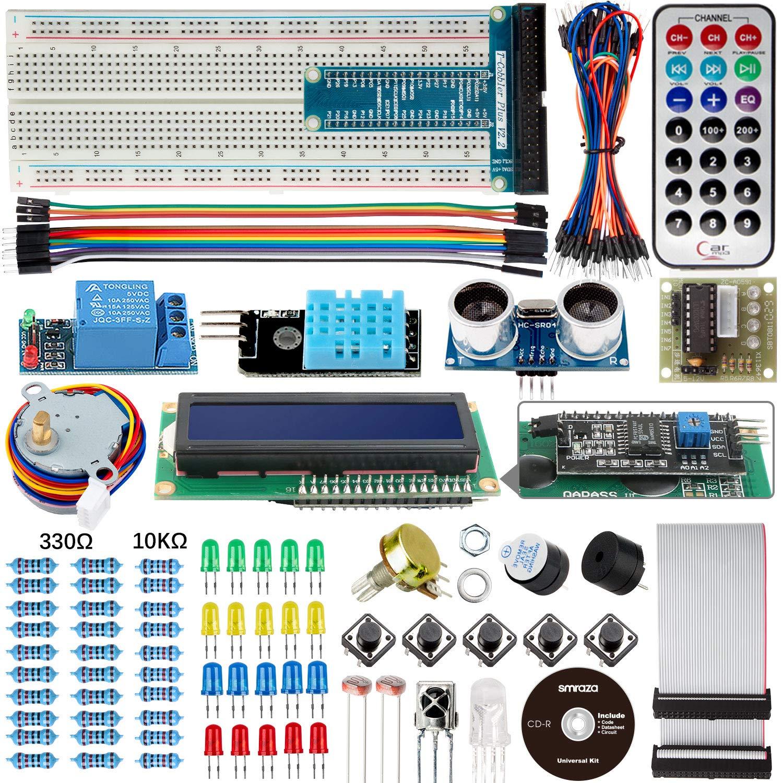 Arduino Uno R3 Kit Smraza (1matm4xf)