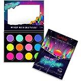 Rude Rude City Of Pastel Lights - 12 Pastel Pigment & Eyeshadow Palette
