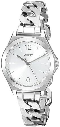907230fca452 DKNY Damas Parsons Analógico Casual Cuarzo Reloj NY2424  Amazon.es  Relojes