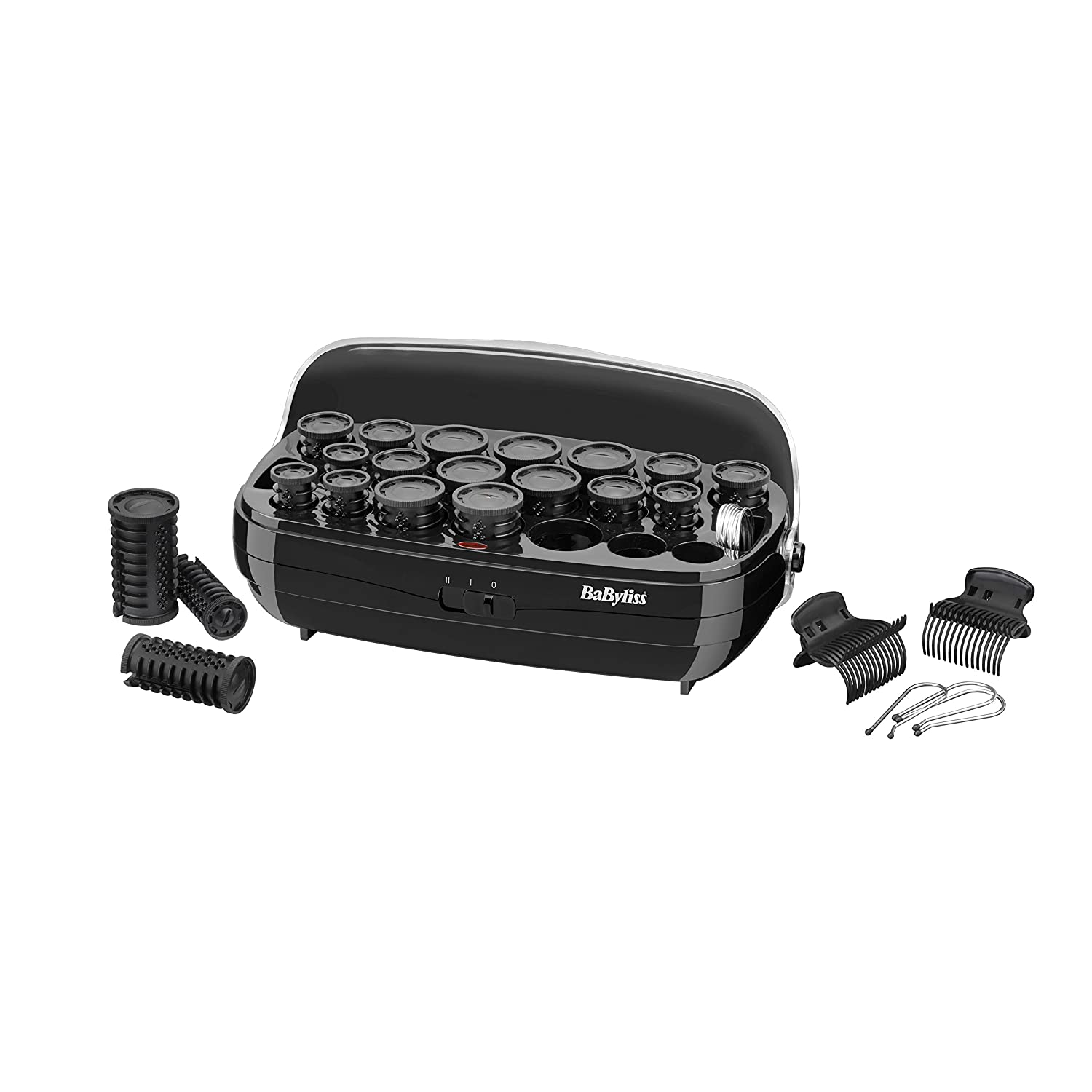 BaByliss Thermo-Ceramic Rollers - Black 3045U