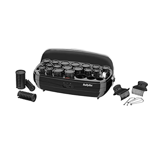 BaByliss Thermo-Ceramic Rollers - Black