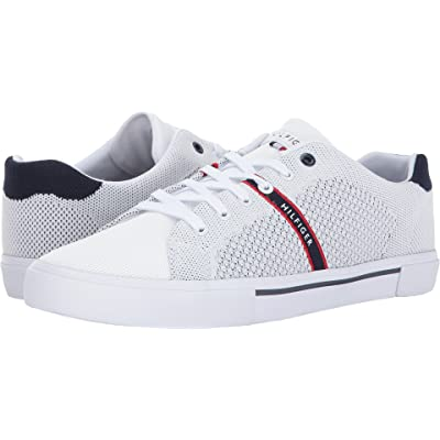 Tommy Hilfiger Men's Pronto Ankle-High Fashion Sneaker | Tennis & Racquet Sports