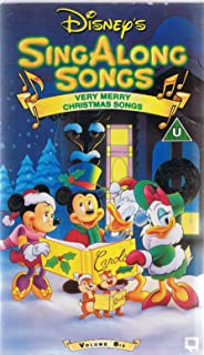 A Walt Disney Christmas [VHS]: Disney: Amazon.co.uk: Video