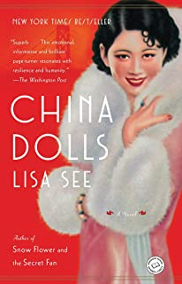 Peony in love a novel lisa see 9780812975222 amazon books china dolls a novel fandeluxe Images