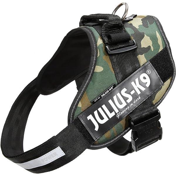 2 Etiquetas Personalizables Pecho: 51 /– 67 cm Canicaprice Arn/és Julius K9 Power IDC Militar Militar Militar