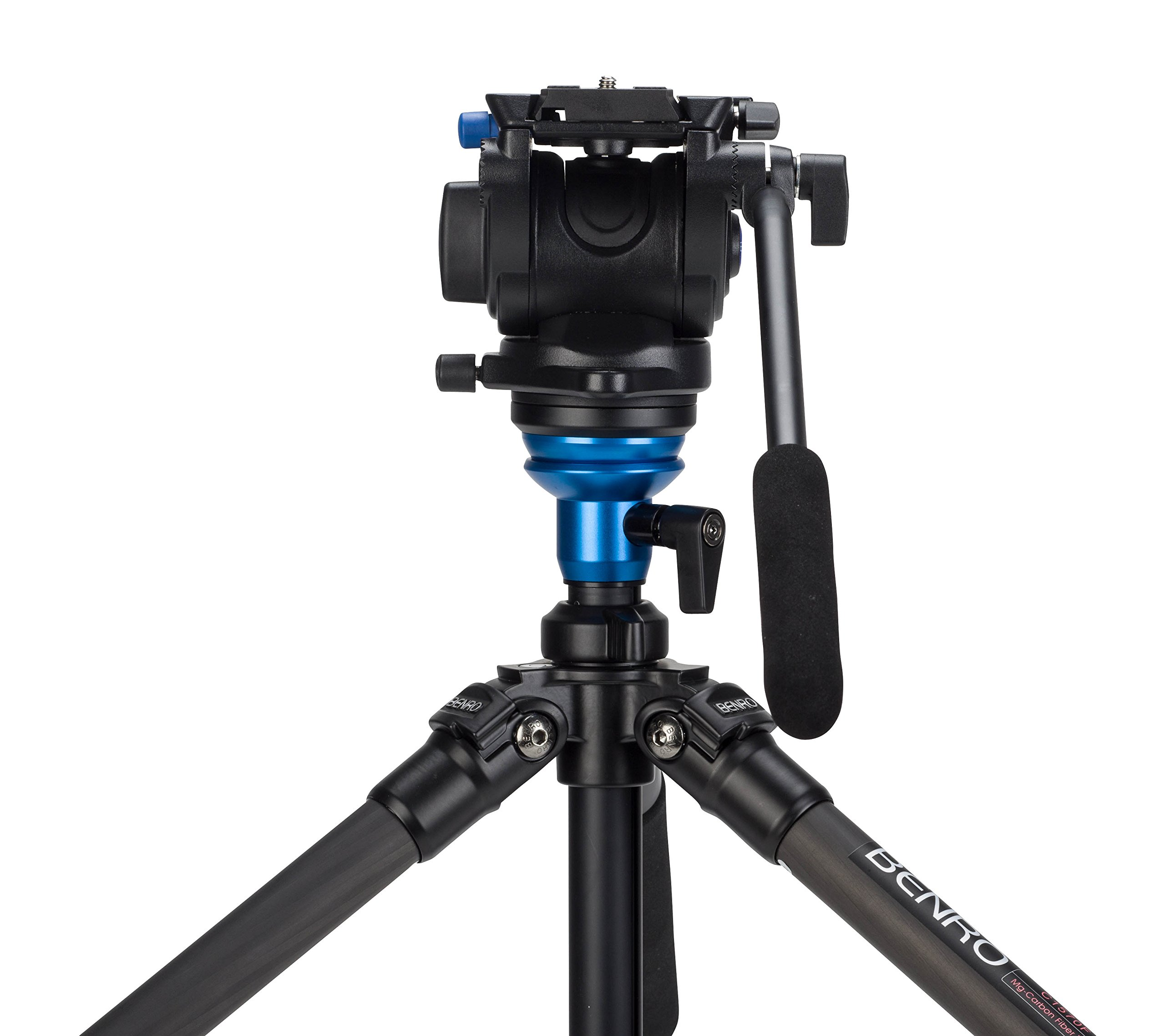 Benro S4 Video Head (Black) by Benro (Image #5)