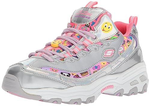 Skechers Kids Kids' D'Lites Kickin' Cool Sneaker