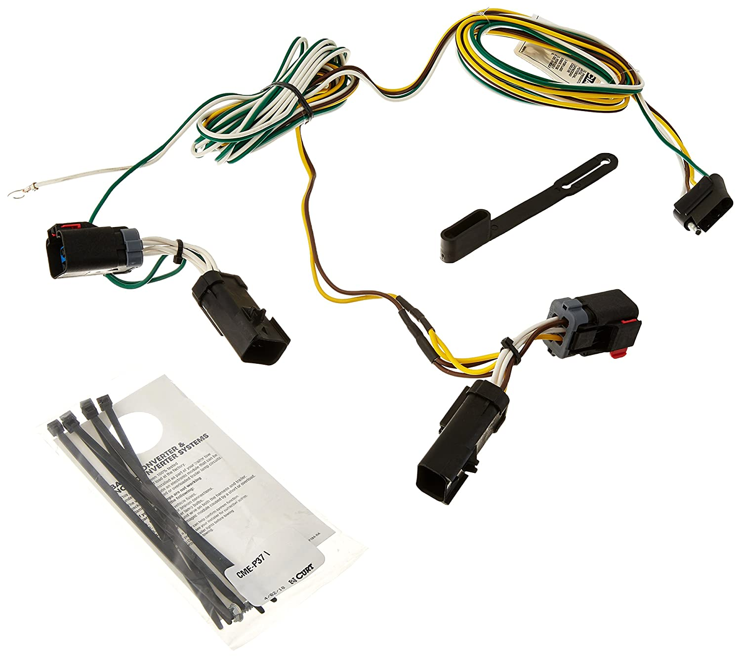 Wiring Harness Module What Do You Need For Your Library 118253 Oem Amazoncom Curt 55534 Custom Automotive