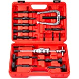 Kit de Extractor de Rodamientos y Sellos para Rodamientos de Ciegas, Martillo Deslizante, Inserto Interior para Rodamientos I