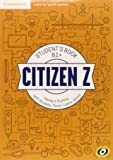 Citizen Z B1+ Student's Book with Augmented Reality - 9788490369777