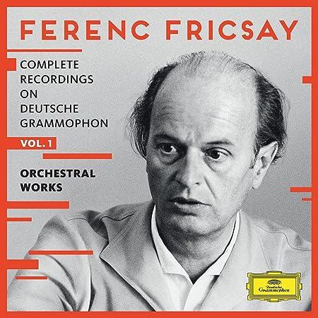 Fricsay: Sämtliche DG Aufnahmen, Vol.1 - Orchestral Works