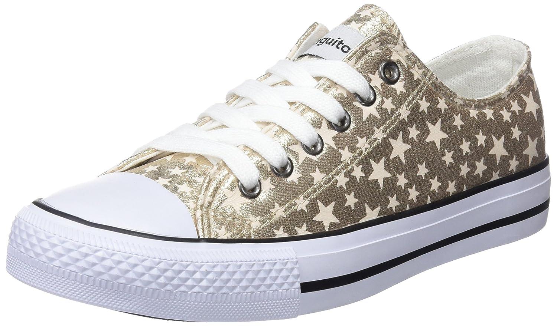 Conguitos Basquet Metalizado Estrellas, Zapatillas para Niñas: Amazon.es: Zapatos y complementos