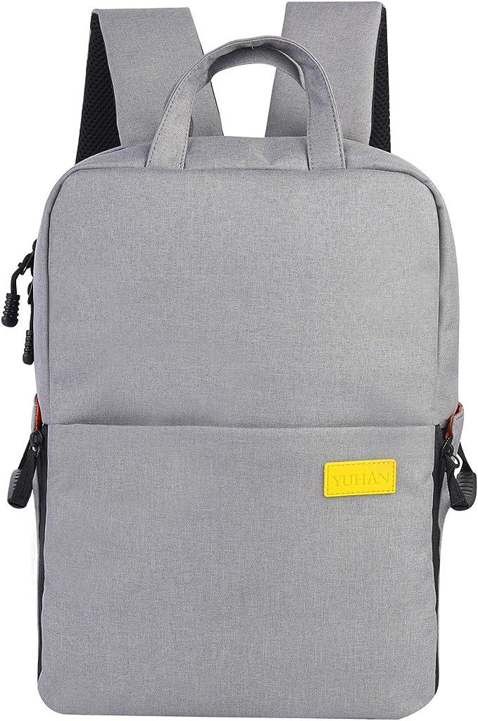 YuHan, mochila para cámara réflex analógica/digital de tejido ...