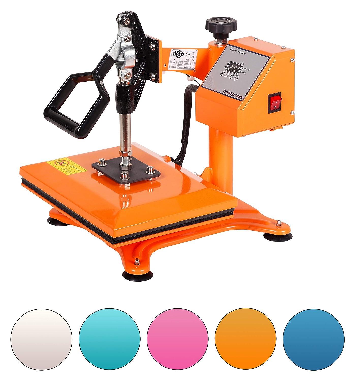 RICOO Prensa de traslado Power Zwerg prensa de impresión ...