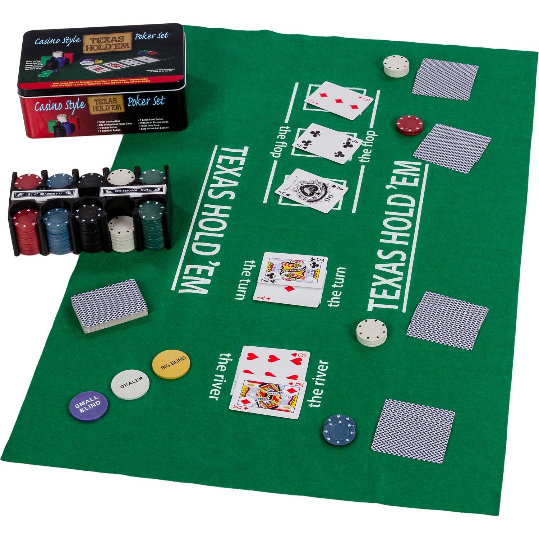 Zasady gry w texas holdem pokera