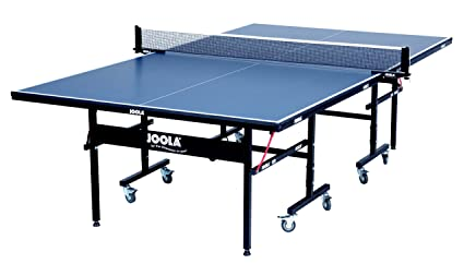 JOOLA Inside 15mm Table Tennis Table with Net Set - Features Quick 10-Min Assembly  sc 1 st  Amazon.com : table tennis set sports direct - pezcame.com