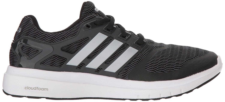 adidas Women's Energy Cloud V Running Shoe B077XHHTDQ 5 M US|Black/Matte Silver/Carbon