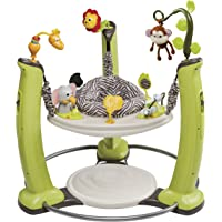 Evenflo ExerSaucer Jump and Learn Jumper (Jungle Quest)