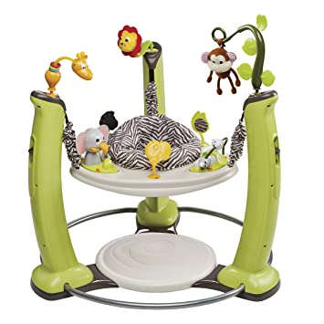 cd8e4ad25 Amazon.com   Evenflo ExerSaucer Jump and Learn Jumper
