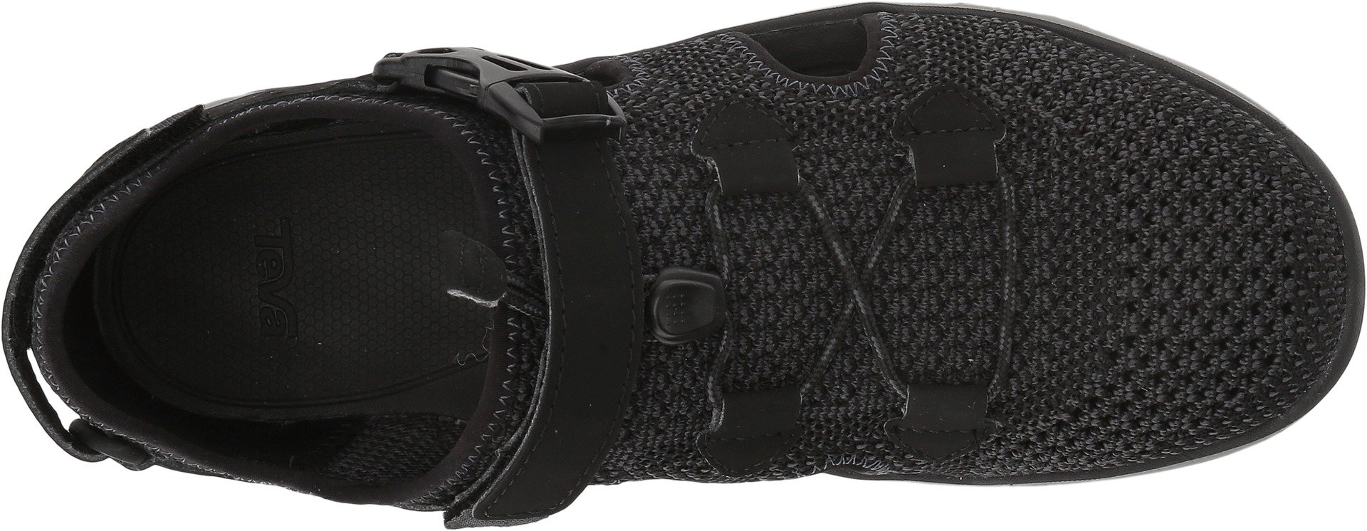 Teva Women's Terra-Float Travel Knit Black 9 B US by Teva (Image #2)