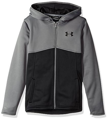 850d1515 Under Armour Boys' Armour Fleece Full Zip Hoody: Amazon.ca: Sports ...