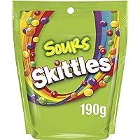 Skittles Sours Bag, 190 g