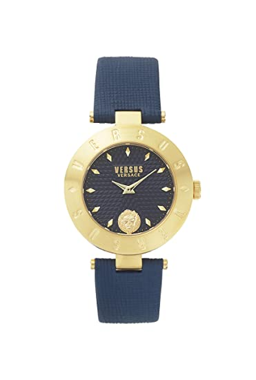 eb88db7601c Buy Versus Versace Analog Blue Dial Women's Watch - S77050017 Online at Low  Prices in India - Amazon.in