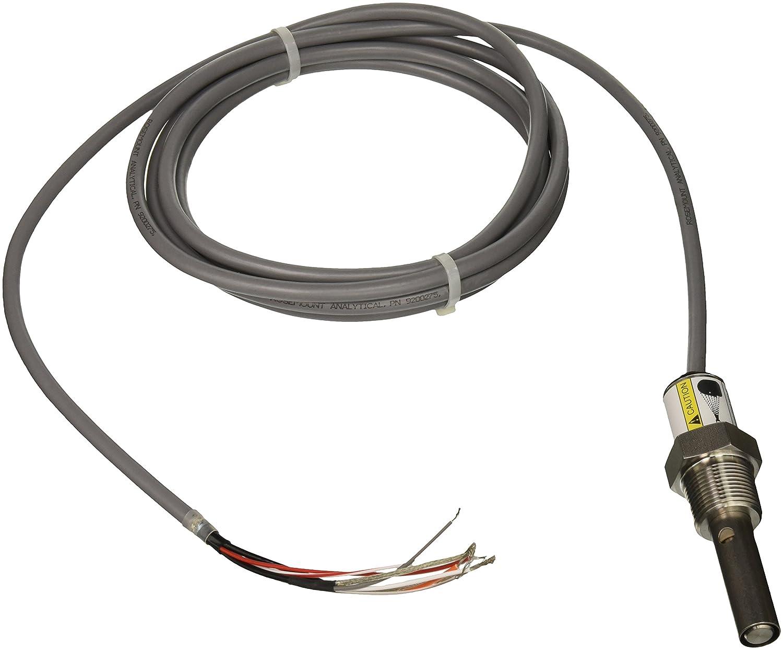 Rosemount 400-11 Endurance 40011 Screw-In Conductivity Sensor 0.01//Cm Cell Constant