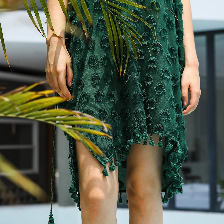 Amatory Beach Coverup Cover Up Women Swim Cover-up Summer Bathing Beachwear Swimwear