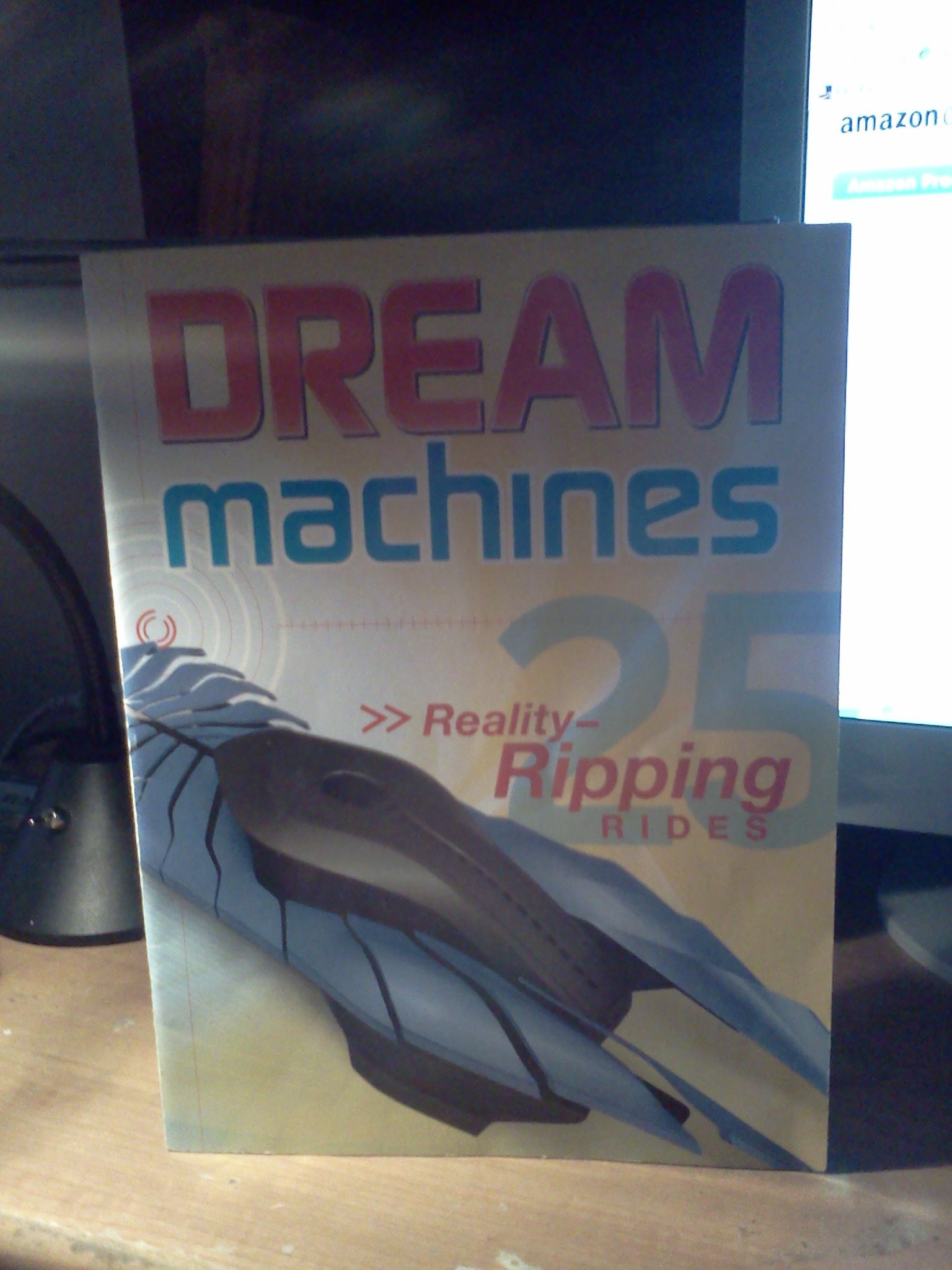 Download Dream Machines, 25 Reality-Ripping Rides PDF