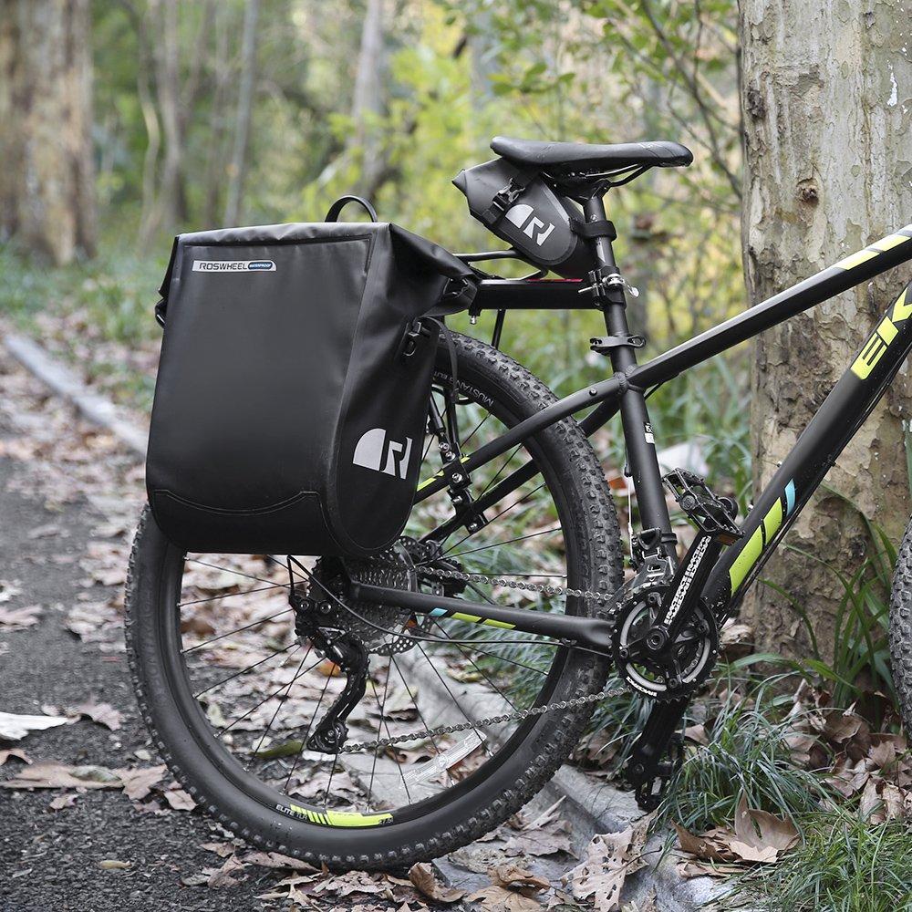 Amazon.com: Lixada 20L Bolsa de bicicleta Ciclismo ...
