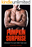 Pumpkin Surprise : Straight to Gay First Time MM Erotica